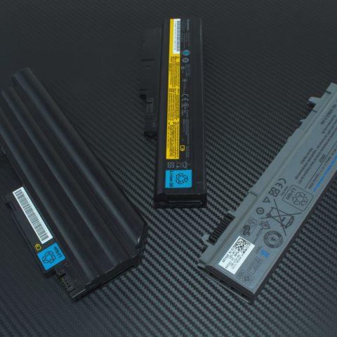 Notebook akkumulátorok